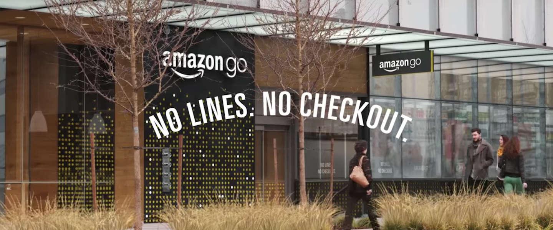 Amazon Go en de supermarkt van de toekomst