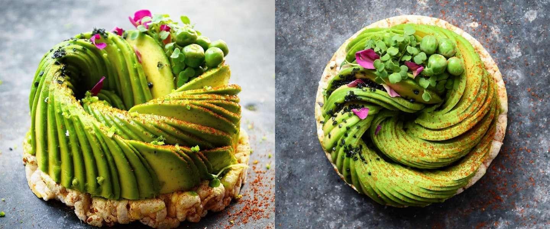 Dit zijn de mooiste avocado kunstwerkjes ever!