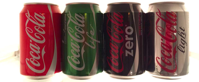 Coca-Cola life is nu nog 'groener'