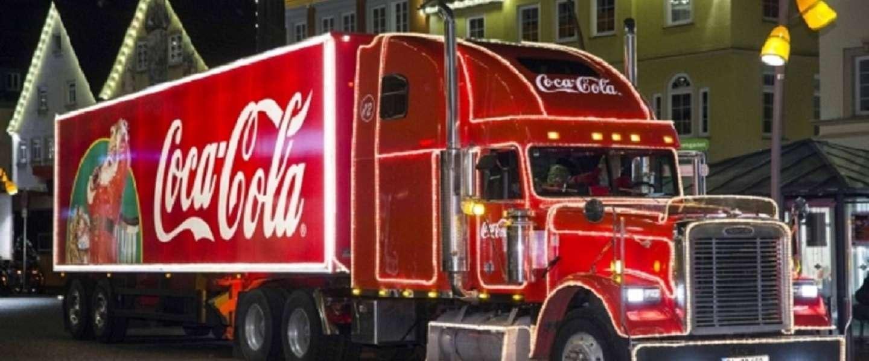 7 dingen die je nog niet wist over de Coca-Cola kerst-trucks