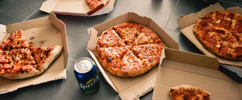 Pizza bestellen bij Domino's zonder een enkele klik