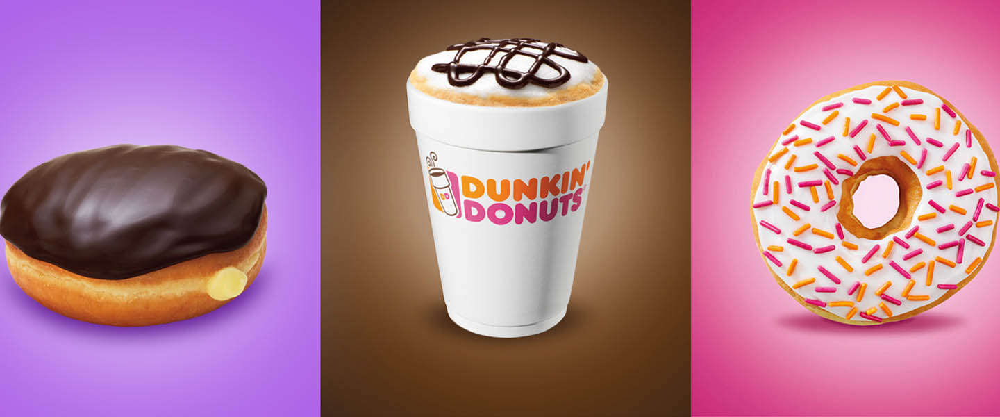 Dunkin' Donuts opent in 2017 in Nederland