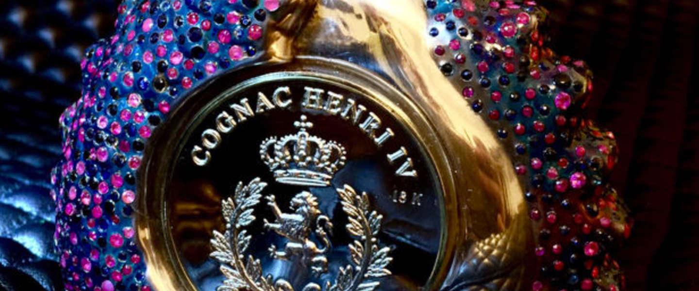 Het duurste flesje cognac ter wereld kost 50.000 euro per glas