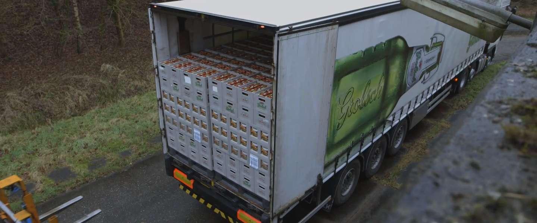 Grolsch introduceert Gerijpte Herfstbok