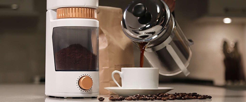 3 x stijlvolle en handige koffiezetapparaten van Kickstarter