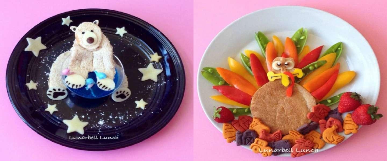 Door deze creatieve maaltjes gaan je kids écht wel (gezond) eten!