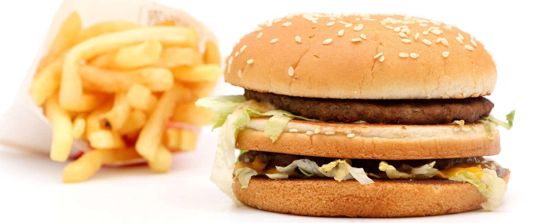 Bizar: medium en groot menu bij McDonald's zijn hetzelfde