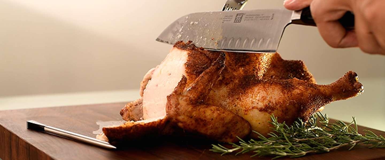 Met deze draadloze thermometer is je vlees precies goed gegaard