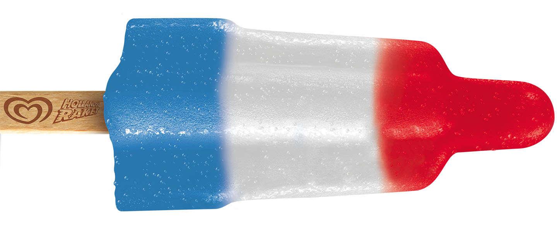 Een nieuwe variant van ons favoriete waterijsje: de Hollandse Raket
