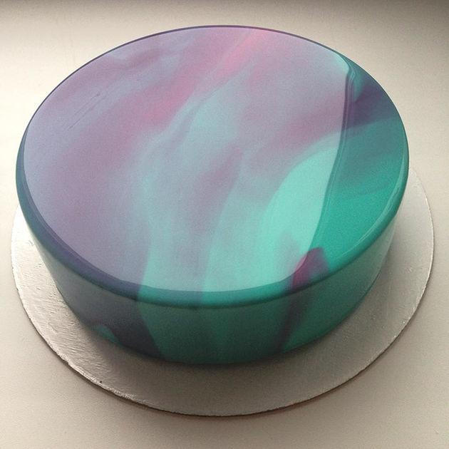 prachtige marble taarten