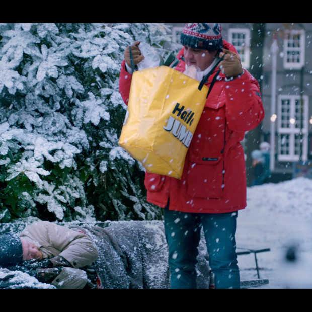 Jumbo komt met 'feel good' Kerstcampagne