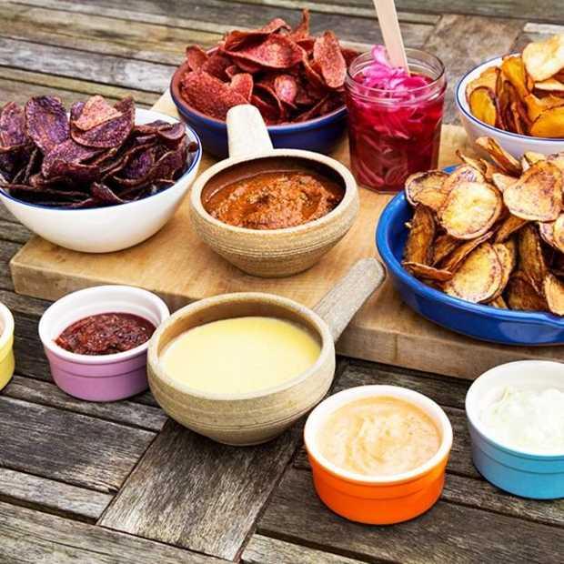 Restaurant in Londen serveert alleen chips!