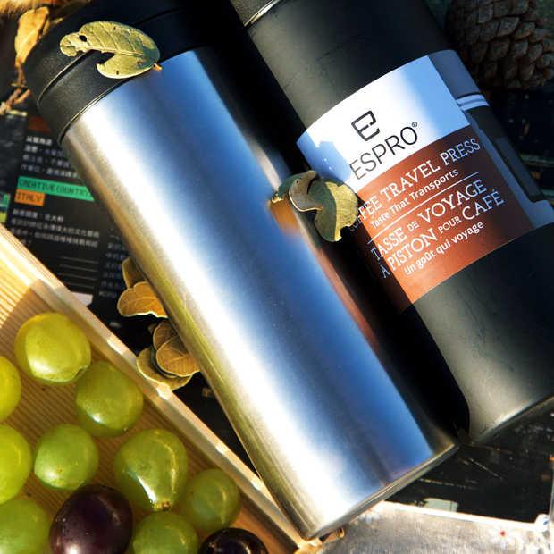 Espro Press: musthave voor koffie- en theelovers