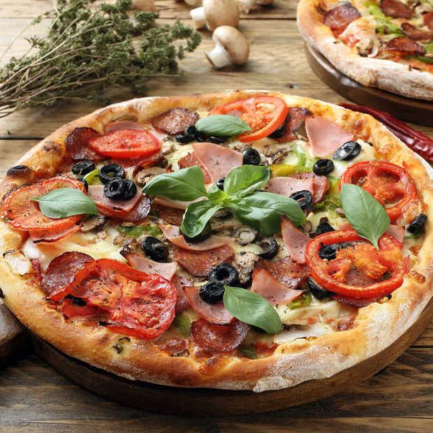 Dit is de langste pizza ooit!