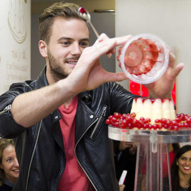 Eerste Nederlandse 'Pop-up-Puddingsalon' geopend