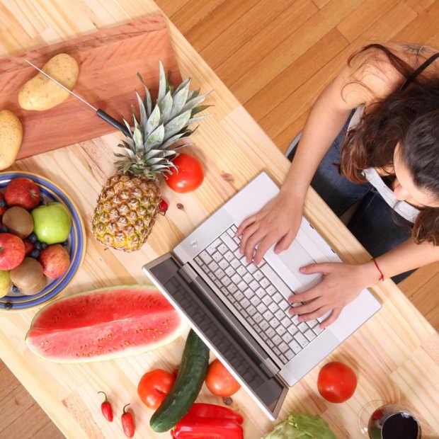 Eén op de tien vrouwen leest foodblogs