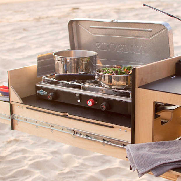 Scout Overland Kitchen: next level koken in de buitenlucht