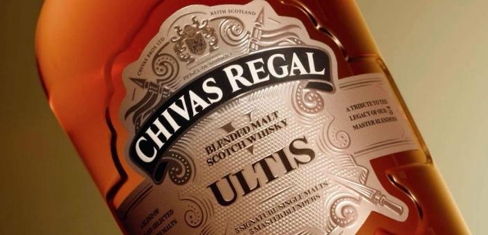 Chivas Regal Ultis whisky: eerbetoon aan 5 master blenders