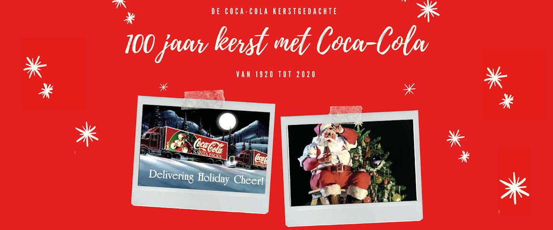 Coca-Cola viert al 100 jaar de magie van kerst