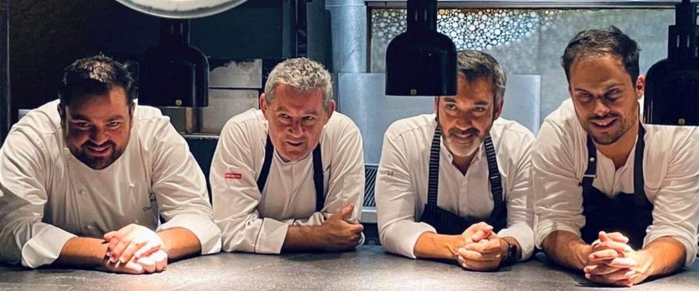 Een voorproefje van Portugal in het nog te openen restaurant Arca in Amsterdam