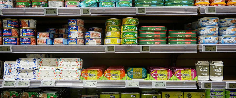 Welk voedsel is na de houdbaarheidsdatum nog eetbaar?