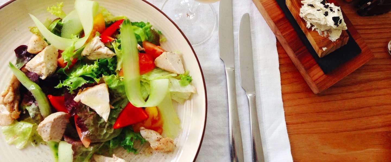 Altijd goed in een salade