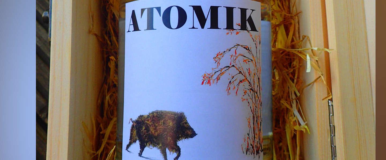 Wodka gemaakt met graan en water uit Tsjernobyl