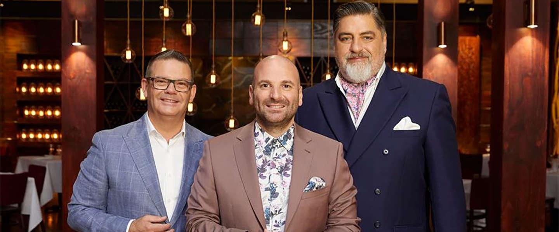 Juryleden Masterchef Australia stoppen na elfde seizoen