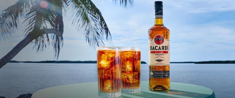 In rummaand juli zet Bacardi de nieuwe Bacardi Spiced extra in het zonnetje