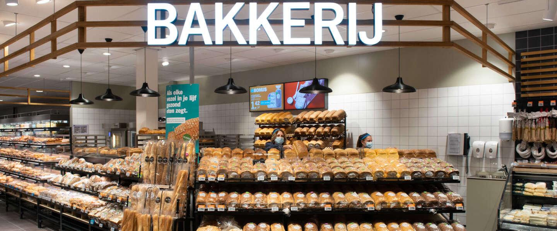 Pilot Albert Heijn met 'Brood van Gisteren' in regio Rotterdam