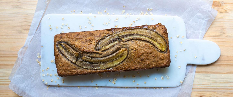 Met deze 6 tips maak je thuis het perfecte bananenbrood
