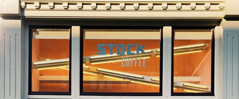 Koffiebar Bar Stock opent deuren op het Damrak