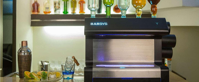 Altijd de perfect serve met deze automatische cocktailmaker