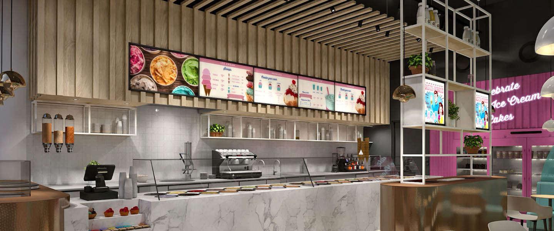 Baskin-Robbins opent op 26 april in Utrecht eerste store in Nederland