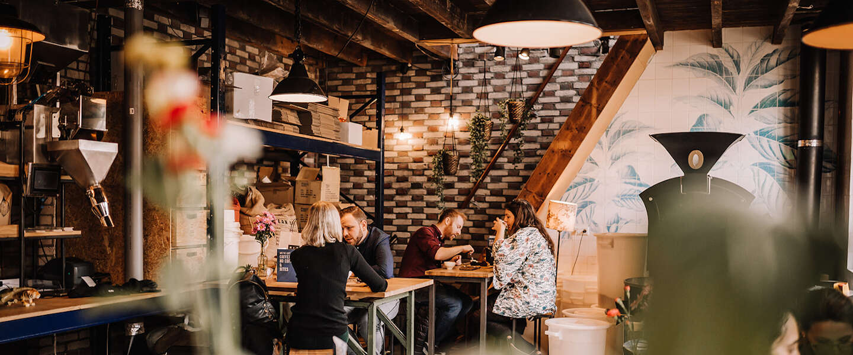 BeanBrothers in Eindhoven zet de koffieboeren centraal