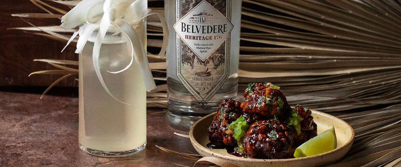 Op culinaire ontdekkingstocht door Amsterdam met de Belvedere Vodka Trail