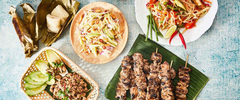 De bijbel van de Thaise keuken zet culinaire rijkdom van Thailand in de spotlight