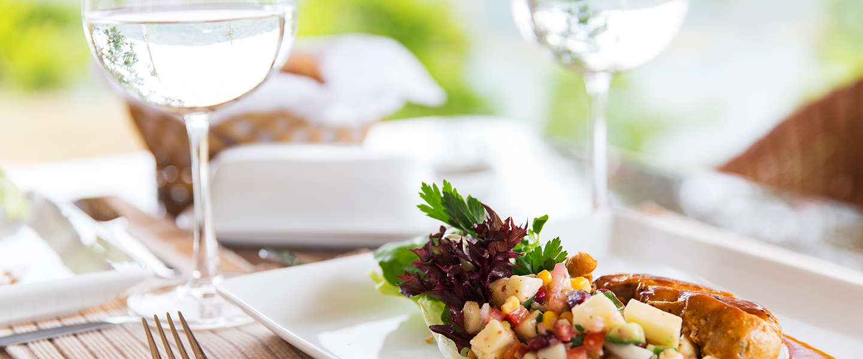 Dineren op vijf bijzondere locaties