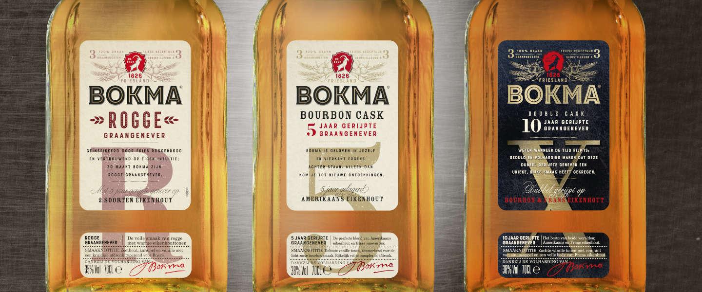 Bokma daagt whisky uit met oer-Hollandse specialiteiten
