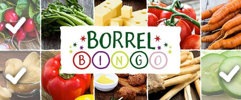 HEKS'NKAAS organiseert de allereerste Borrel Bingo