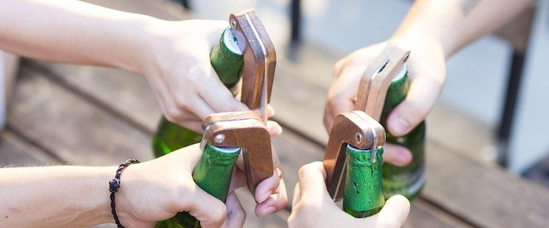 Bottle Opener X: bij ieder biertje een bericht naar je vrienden