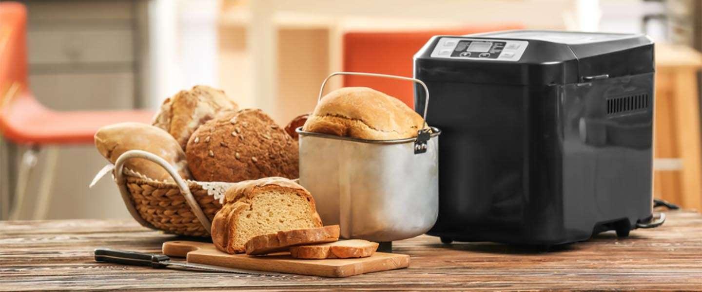 7 redenen waarom je een broodmachine in huis wilt