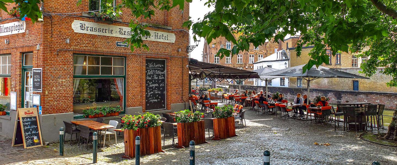 Door heel Nederland meer ruimte voor terrassen in steden
