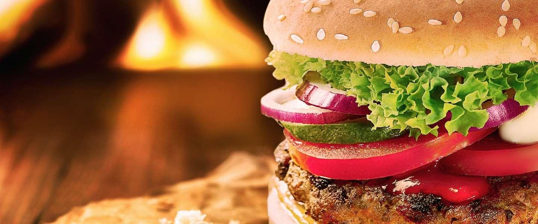 Je kunt nu Burger King laten bezorgen via Thuisbezorgd.nl