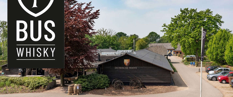 Bus Whisky stookt Nederlandse whisky's in het Brabantse Loosbroek