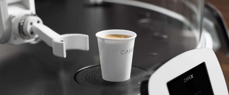 Robot Barista maakt verdraaid lekkere koffie - ten koste van mens