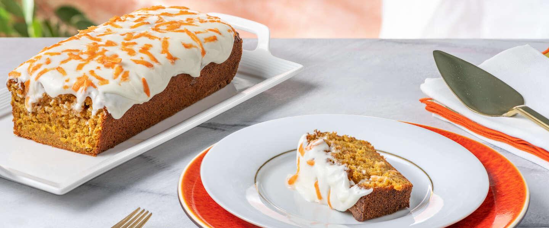 Zo maak je de perfecte luchtige carrot cakevoor Koningsdag