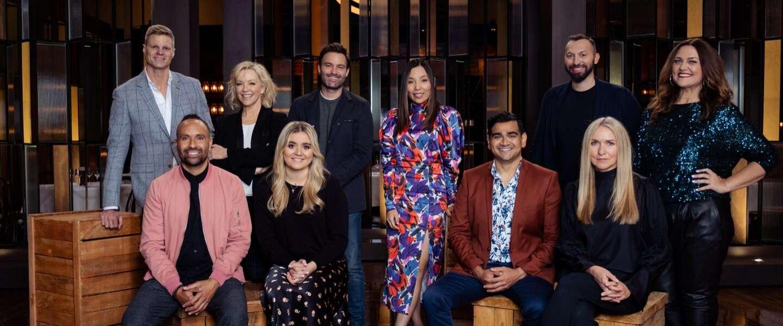 Er komt een nieuw seizoen Celebrity MasterChef Australia aan