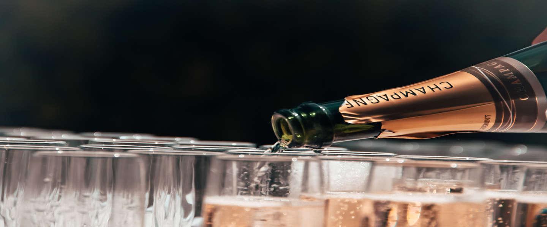 Champagne-oogst krimpt met 20% door extreem warme zomer