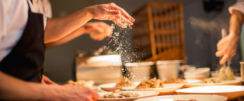 Leer eenpersoons pasta's maken van chef Gianluca Curto van Spaghetteria